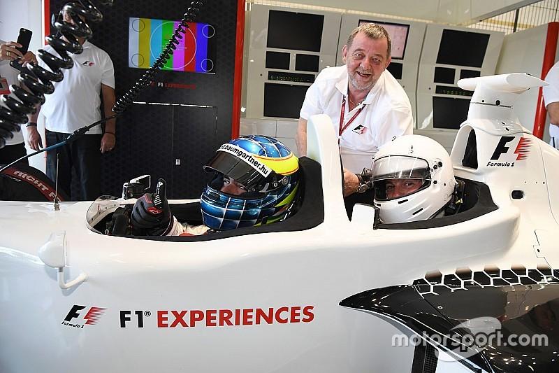 Interview: Paul Stoddart terug in de paddock met 'elfde Formule 1-team'
