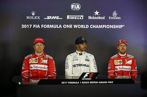 British GP: Post qualifying press conference