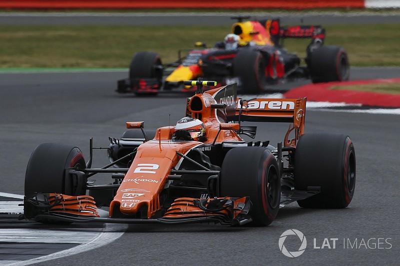【F1】バンドーンのコラム:「イギリスで結果を出せたのは驚きだった」