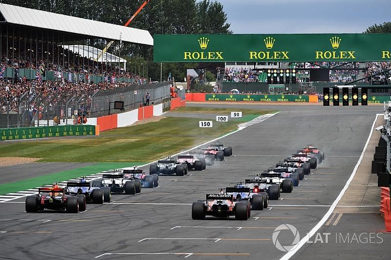 Silverstone estime que son resurfaçage fera gagner une seconde aux F1
