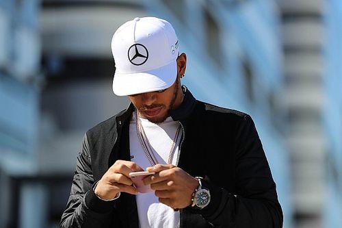 Hamilton'dan Vettel'e: Asla hızımızı saklamadık