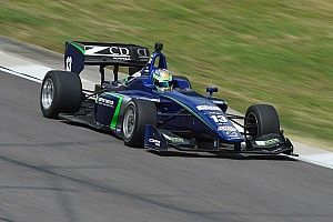 В Indy Lights собрались изменить машины из-за аварии Монгера