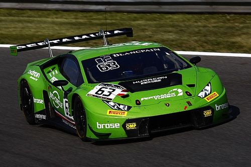Bortolotti op pole voor Brands Hatch kwalificatierace