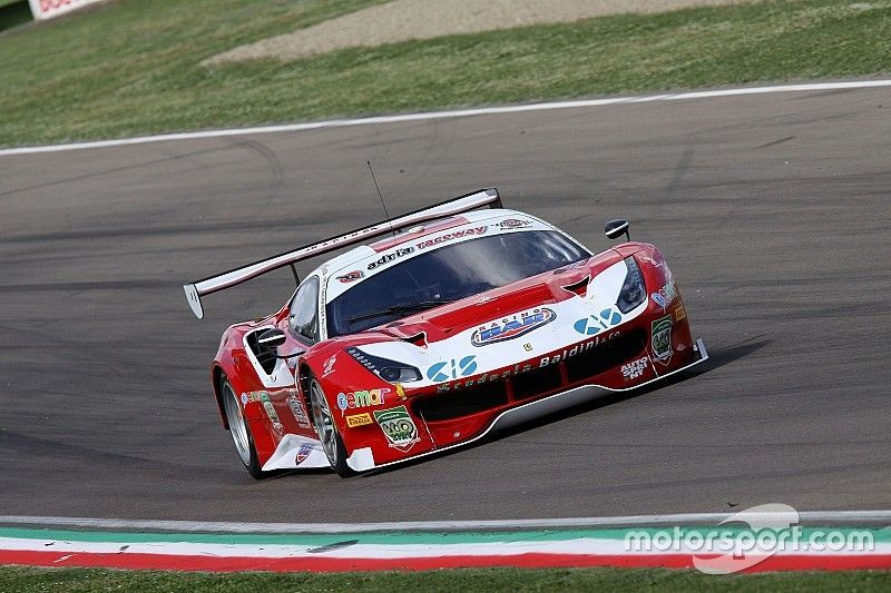 Super GT3 - GT3: Malucelli e Schirò centrano le pole ad Imola