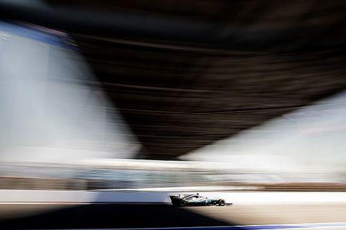 Die schönsten Fotos vom F1-GP Russland 2017 in Sochi: Freitag