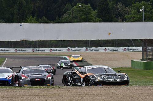 Super GT3-GT3: Gai e Venturi piazzano la doppietta ad Imola