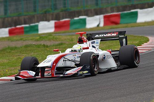 Sugo Super Formula: Zafer 0.2 saniye farkla Sekiguchi'nin, Gasly ikinci!