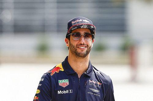 """Ricciardo: """"4° posto inatteso, ma in gara le Ferrari sono più forti"""""""