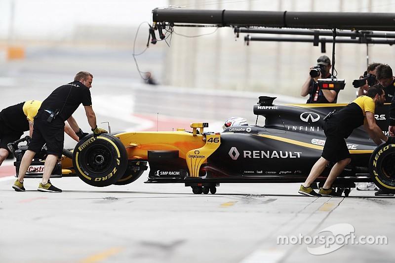 Сироткин проведет частные тесты с Renault F1 во Франции
