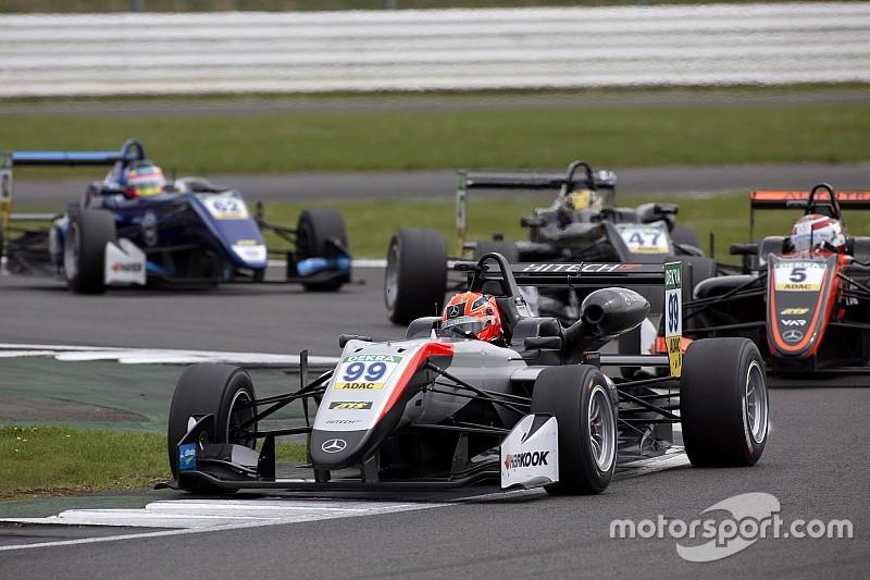 Мазепин показал свой лучший результат в карьере в Ф3