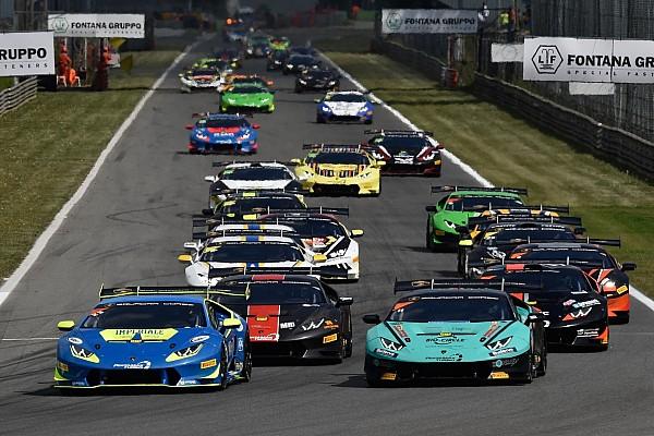 Lamborghini Super Trofeo Preview Il Lamborghini Super Trofeo Europa fa tappa a Silverstone