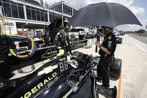 Fitzgerald Glider Kits to back Montoya in Indy 500