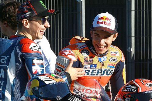 MotoGP: Lorenzo csodálkozik, Marquez sajnálja, Rossi örömködik