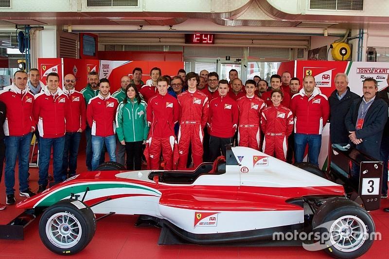 Ferrari Driver Academy: selezionati cinque giovani, due sono italiani