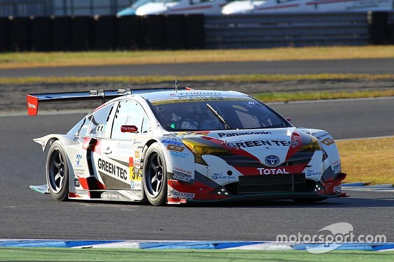 【スーパーGT】もてぎ:レース2予選GT300クラス タイム結果