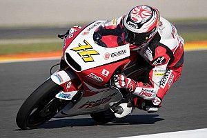 【Moto3】尾野「フィーリングは悪くない。まだまだ上位を狙えそうな手応え」:バレンシア初日
