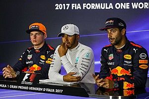 Italian GP: Post-qualifying press conference