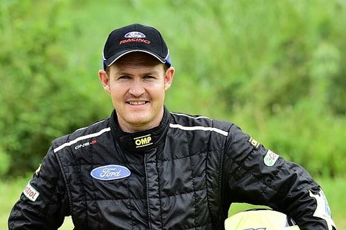South African rally champion Cronje to make WRX debut