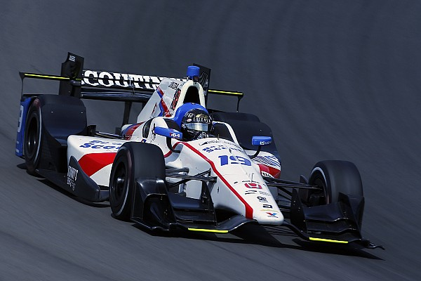 """IndyCar Jones """"close"""" to new contract with Coyne"""