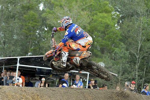 MXGP Jacksonville: Herlings tweede in eerste race