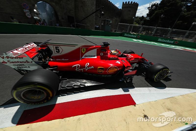 Ferrari: a Vettel non è riuscito di fare... filotto con la Rossa