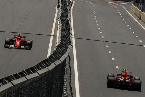 """Verstappen: """"À Bakou, Red Bull était plus rapide que Ferrari"""""""