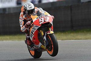 """Márquez : """"Les pilotes Yamaha sont très forts ici"""""""