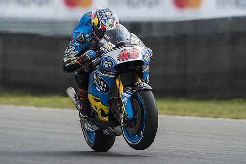 MotoGP 2017 in Assen: Ergebnis, Warmup