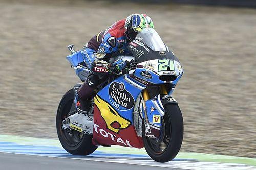 Assen Moto2: Morbidelli beats title rival Luthi on final lap