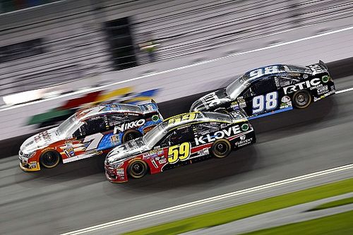 McDowell, Richardson secure final two spots on Daytona 500 grid