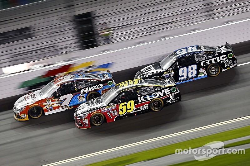 McDowell, Richardson secure final two spots on Daytona 500 grid
