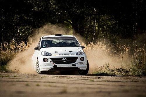 Pieniąźek sceglie la Opel Adam R2 per l'ERC Junior 2016