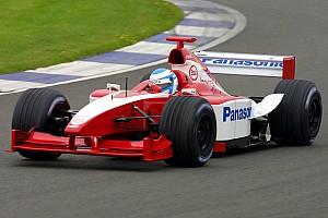 Il y a 19 ans : le lancement du projet Toyota en F1