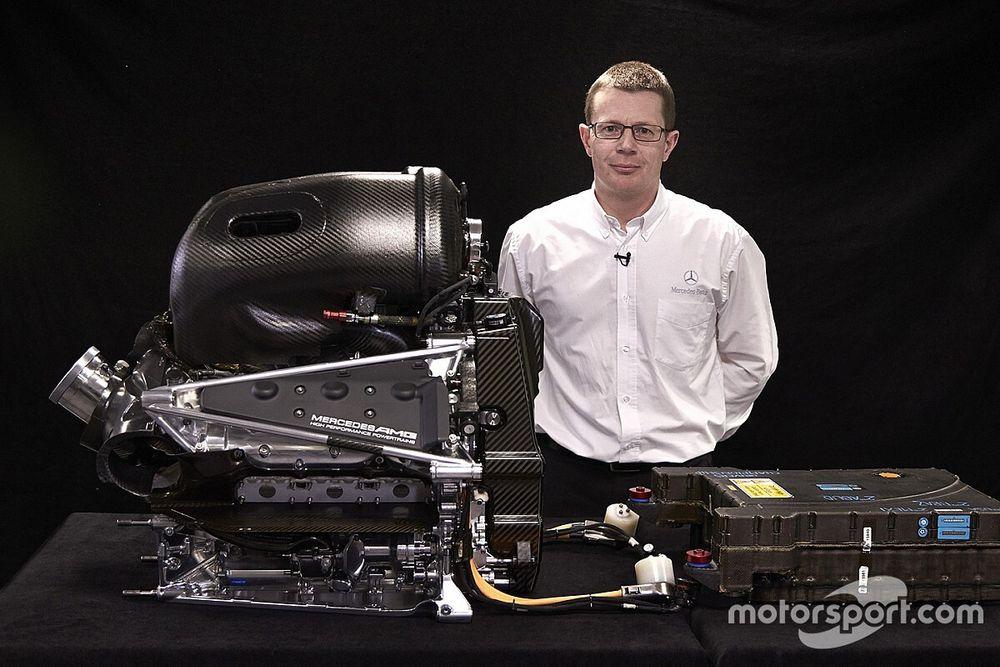 Cowell, jefe de motores de Mercedes F1, dejará al equipo