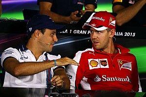 «Ferrari проанализирует Феттеля». Масса увидел у Себастьяна шанс остаться в Маранелло