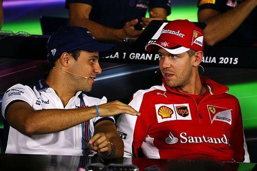 «Время Феттеля прошло». Масса одобрил уход Себа из Ferrari