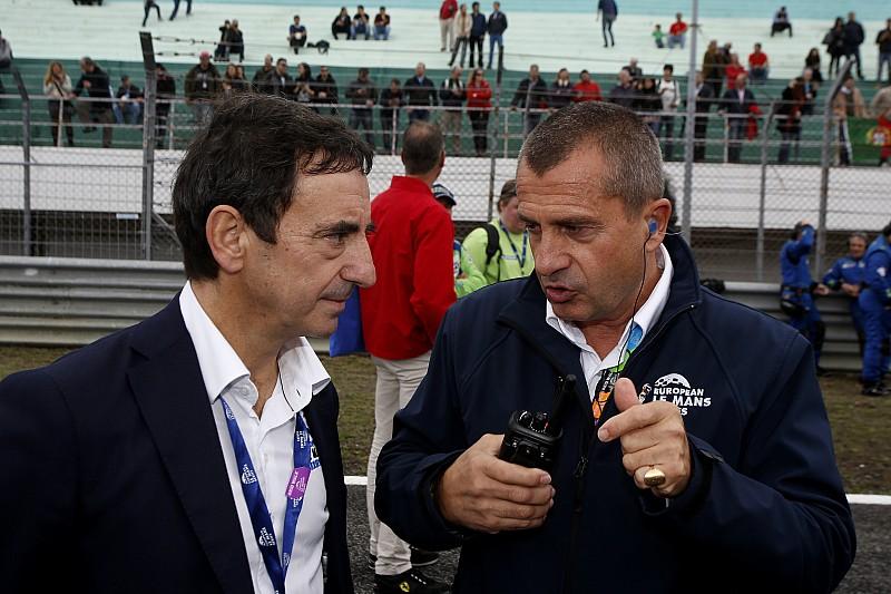 Fransa GP'sinde pilot hakem Yannick Dalmas olacak