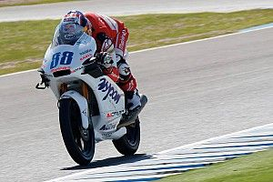 Aspar, Peugeot try winglets as Mahindra teams complete Moto3 test