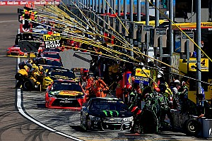 NASCAR Cup Interview NASCAR's Miller: Teams' criticism of lug nut policy