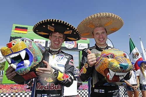 Mexico WRC: Latvala seals victory as Ogier tops Power Stage