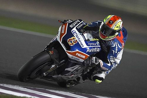 """Barbera: """"I shone on two-strokes, I can do the same in MotoGP"""""""