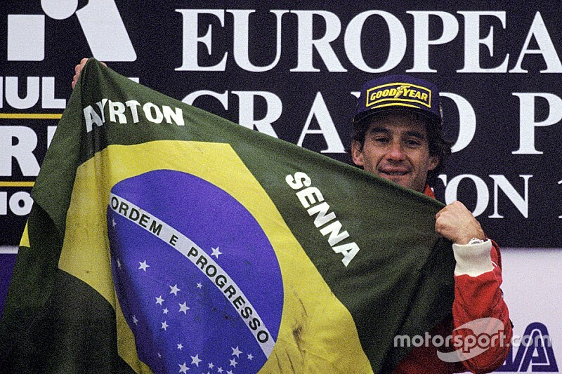 European GP: All the winners since 1983