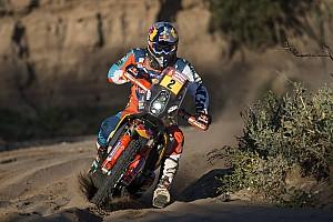 Dakar Stage report Dakar Stage 13: Walkner di ambang juara