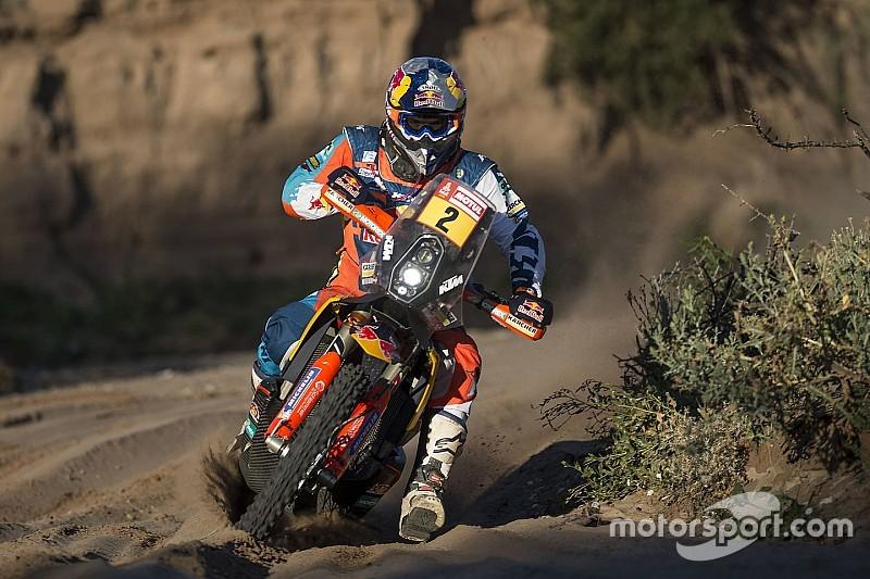 Preview Dakar 2019 - motoren: KTM opnieuw topfavoriet