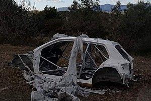 Confermato: la scocca ritrovata in Grecia è della ŠKODA rubata a Rendina