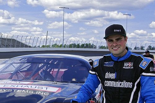 Pete Shepherd III to compete full-time in NASCAR Pinty's Series