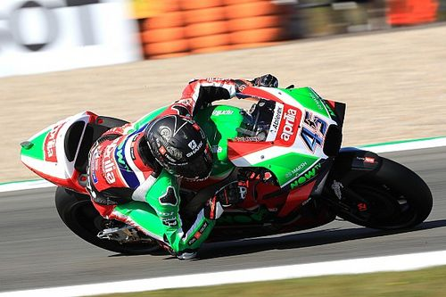 "Redding was ""destroying mind"" trying to hone Aprilia"