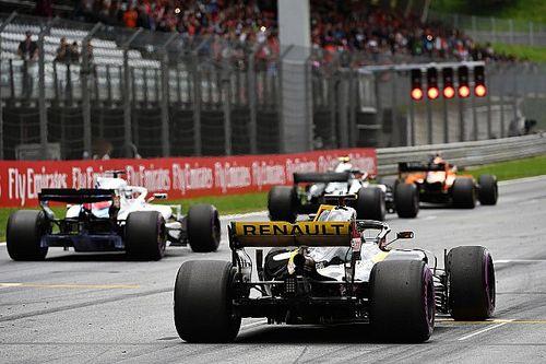 Ergebnis: Formel 1 Spielberg 2018, 2. Freies Training
