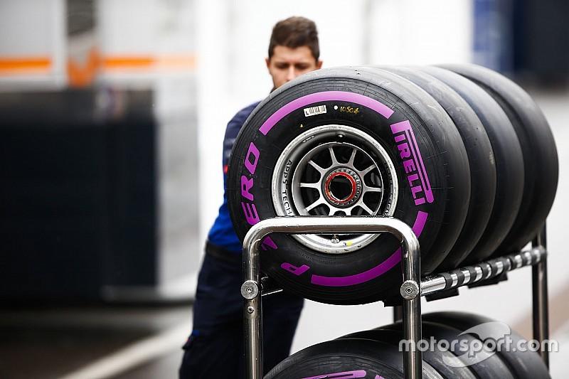 Гран При Венгрии: какие шины выбрали команды