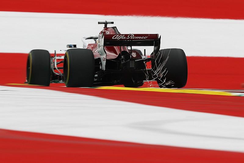 Онлайн. Гран При Австрии: вторая тренировка